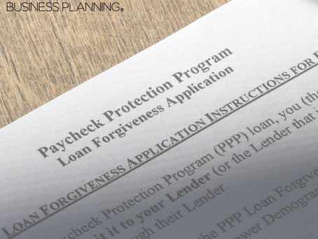 PPP Loans - The NEW Details