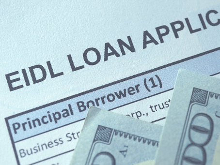 Economic Injury Disaster Loan (EIDL) Documents the SBA Requires