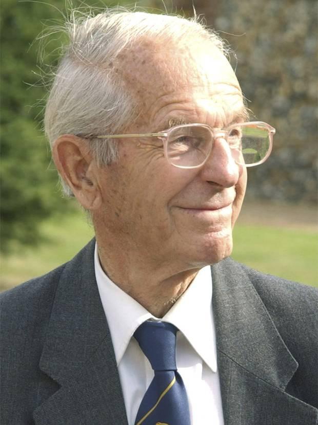 Fred Sanger, 1918 - 2013