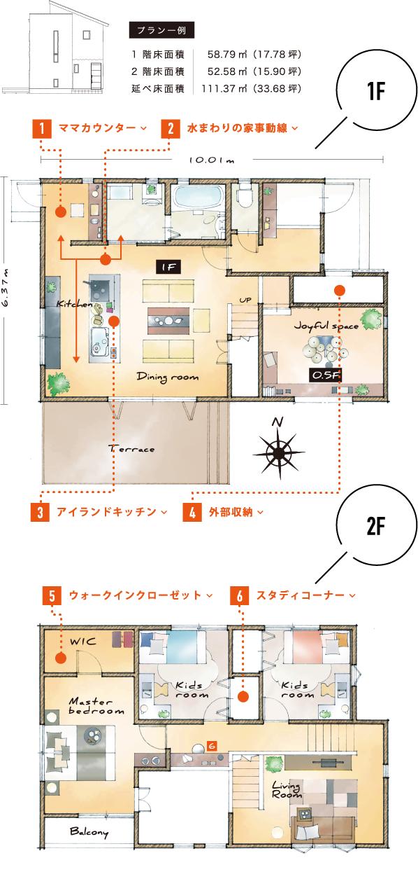 耐震等級3,家,建築家と造る家,注文住宅,新築