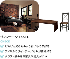 ヴィンテージ,家,デザイン,かっこいい