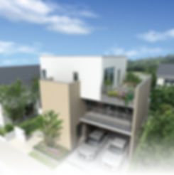 熊本,3階建て住宅,新築