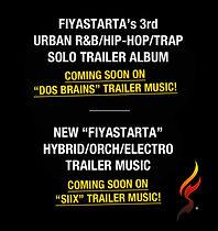 Coming Soon - Fiyastarta_Dos Brains and