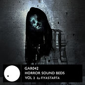 GAR042 Horror Soundbeds Vol 2_cover-Fiya