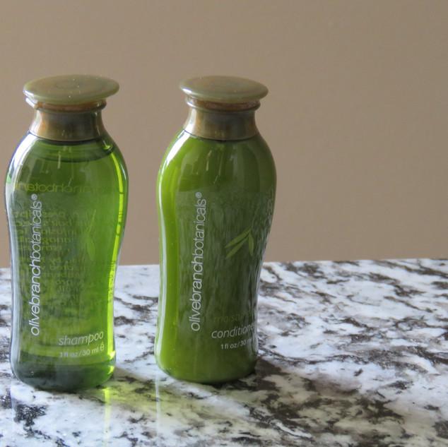 Olive Branch Botanicals Shampoo & Conditioner