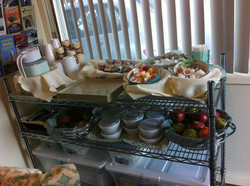 Complimentary Take-away Breakfast