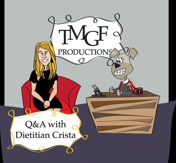 Q&A with a Dietitian - Crista Copheranham, MS RD LD
