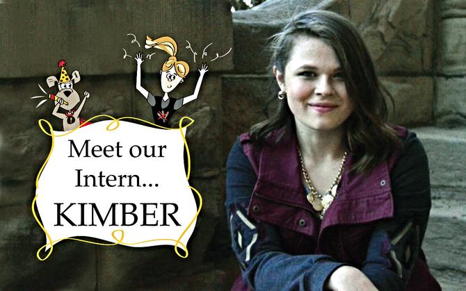 Meet our Summer Intern...Kimber