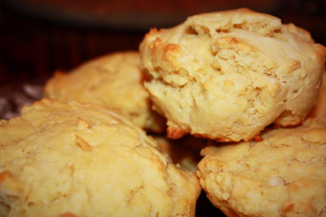Easy No-Fuss Gluten-Free Biscuits