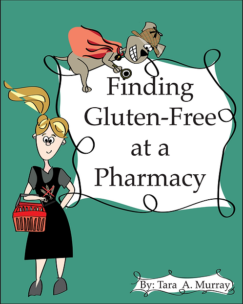 Finding Gluten-Free at a Pharmacy