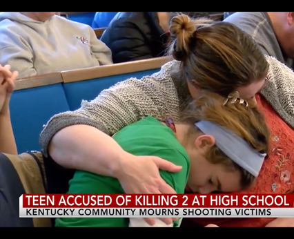 Sense of Dis/Ease: School Shooting have become too normalized without the proper education on prevention.