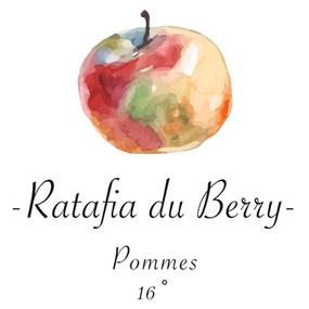 Ratafia du Berry   -    Pommes