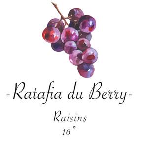 Ratafia du Berry  -  Raisins