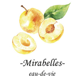 Mirabelles      -    eau-de-vie