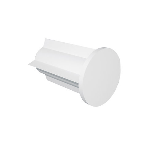 Pipe Handrail End Cap
