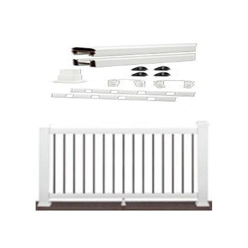 Trex® Horizontal Rail Kit with Aluminum Balusters