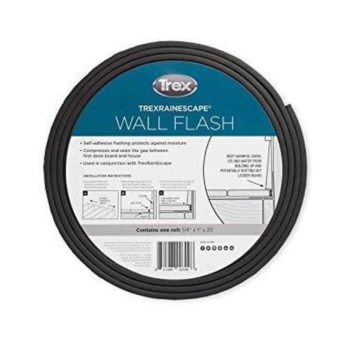 "Trex® 1/4""x 1"" Wall Flashing"