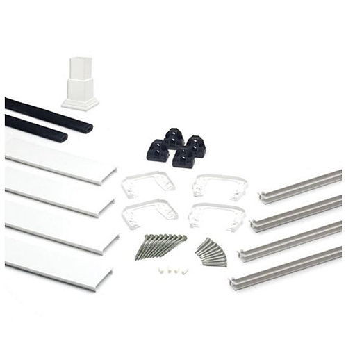 Trex® Infill Accessory Kit for Glass Panel 6'