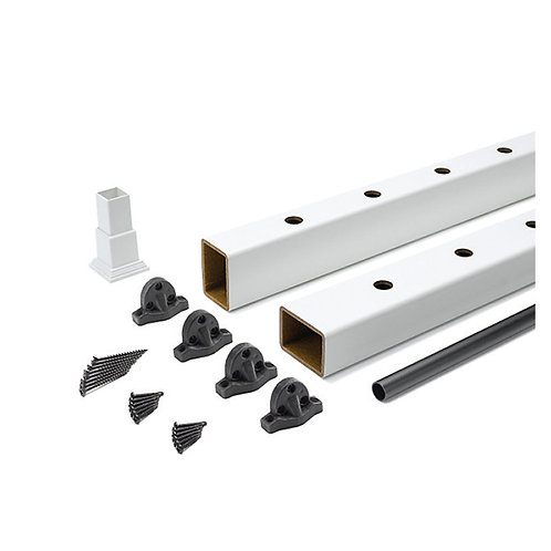 "Trex® Select Rail & Baluster Kit In Horizontal In 6' x 42"""