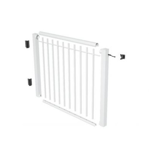 "Straight 5/8"" Picket Gate 42"""