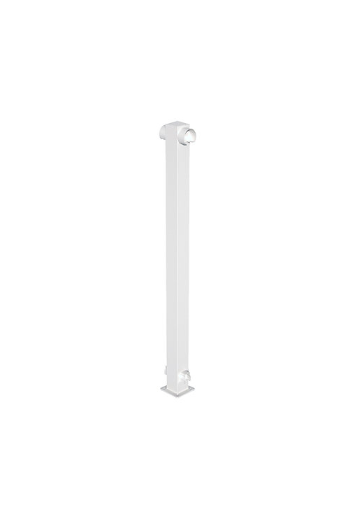 Line Post For Welded Panel
