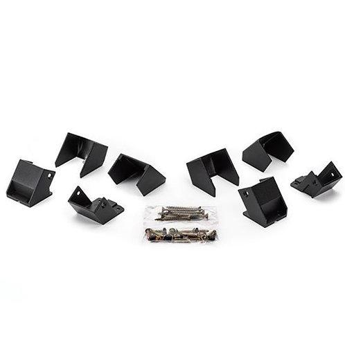 Trex® Signature Mounting Hardware In Horizontal Railings
