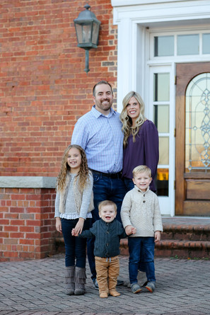 """""""Jenn is the best photographer we have ever used. My kids loved working with her and best of all she got them to SMILE. She's very professional and her prices are amazing too. I can't recommend her enough!!"""" Melony D."""