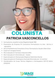 Patricia Vasconcellos