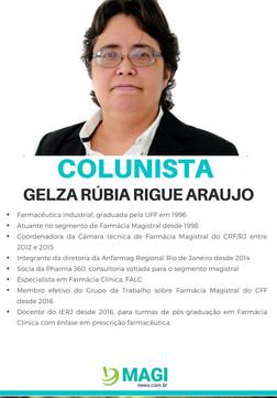 Gelza Rúbia Rigue Araujo