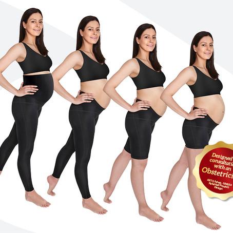 GIVEAWAY - SRC Health Pregnancy Shorts Mini!