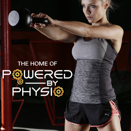 Introducing Powered By Physio