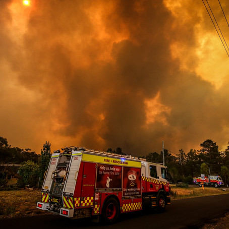 Bushfire Relief Support