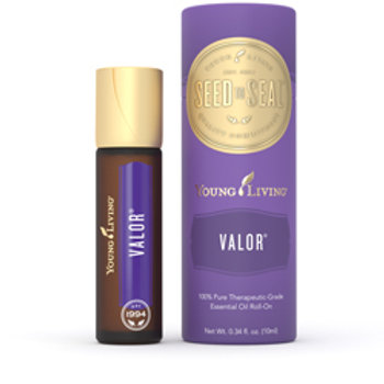Valor Roll-on Essential Oil 10ml