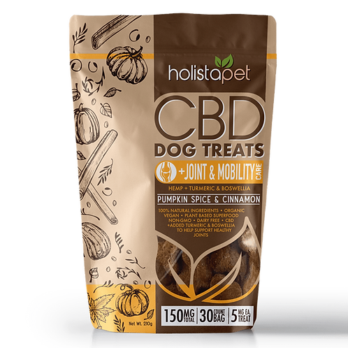 CBD Dog Treats - Joint and Mobility by Holistapet