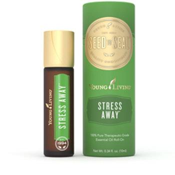 Stress Away Essential Oil 10ml Roll-on