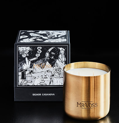 Mr Voss - Signor Casanova Candle