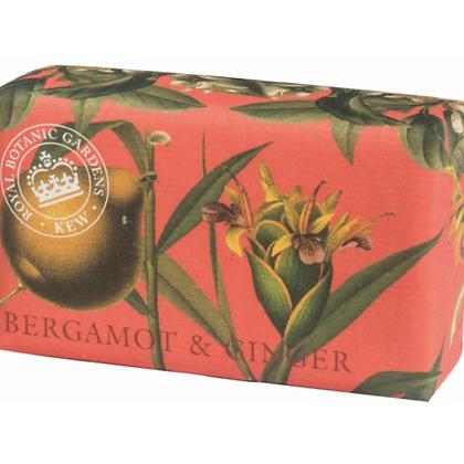Bergamot & Ginger - Kew Gardens Botanical Soap