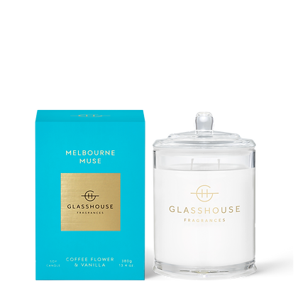 MELBOURNE MUSE - COFFEE FLOWER & VANILLA