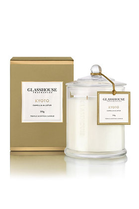Glasshouse Triple Scented Candle - Kyoto (350g)