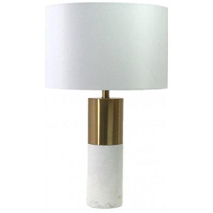 White Marble Lamp