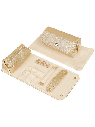 Jewellery Case - Gold