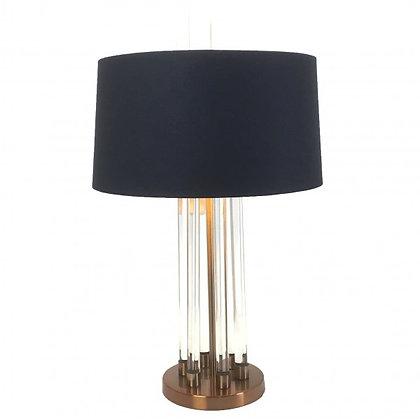 Hilton Crystal Lamp