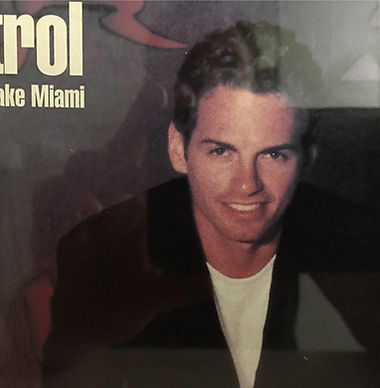 Michael Tronn at Liquid. Ocean Drive Magazine (photo: Karl Simone)