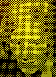 Andy Warhol by Michael Tronn