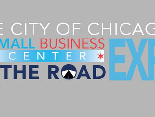 Upcoming Presentation: City of Chicago Small Business Center on the Road Expo