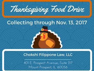 2017 Thanksgiving Food Drive