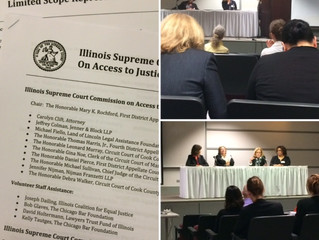 Illinois Supreme Court Access to Justice Regional Meeting