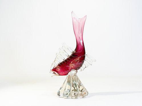 Poisson en verre (Murano)