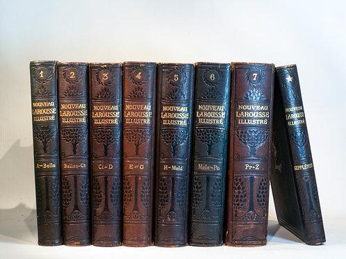 Encyclopédie Nouveau Larousse Illustré