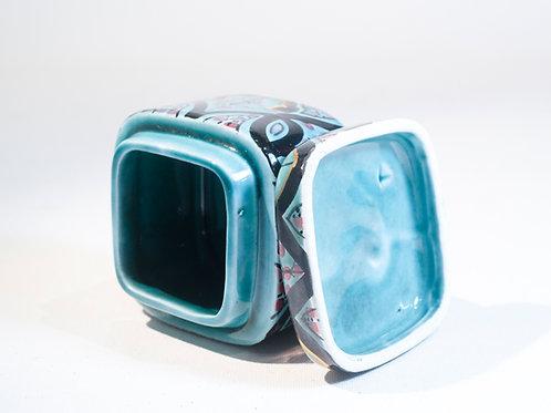Boîte céramique AZOUZ KHARRAZ